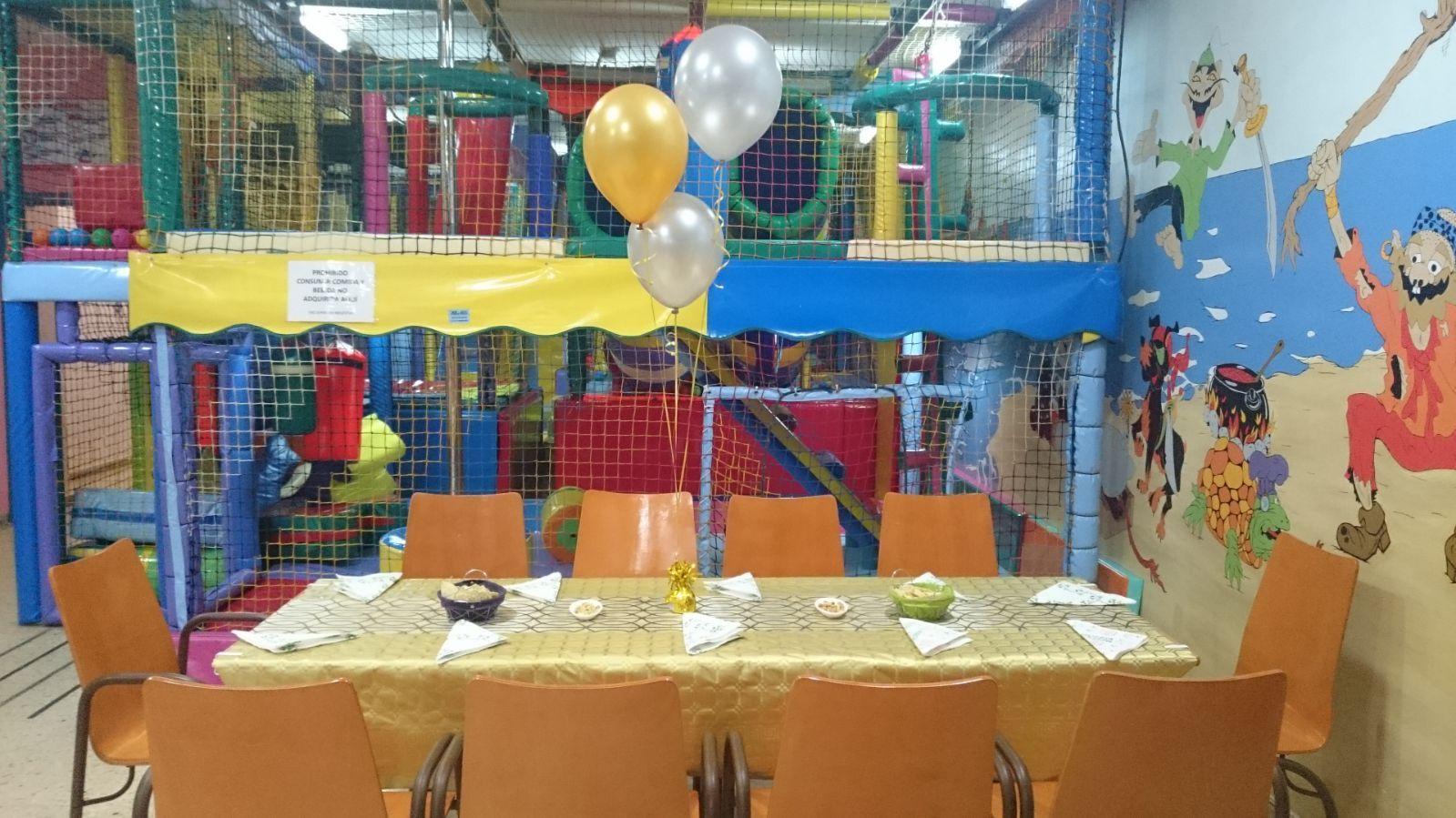 Celebración de cumpleaños en Valencia
