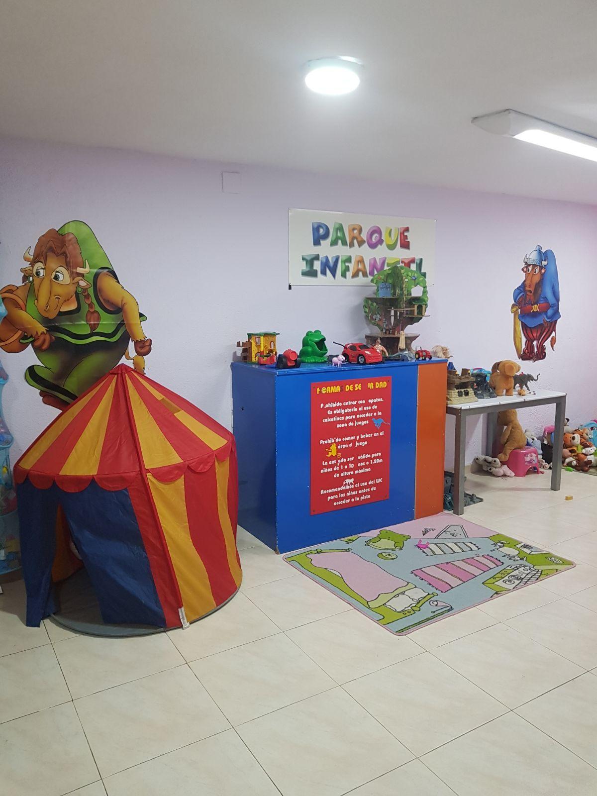 Juegos para niños valencia