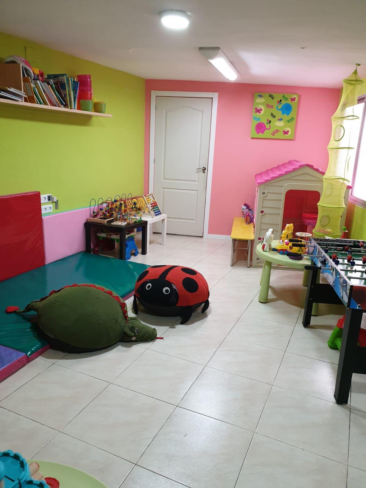Parque infantil Bufytos