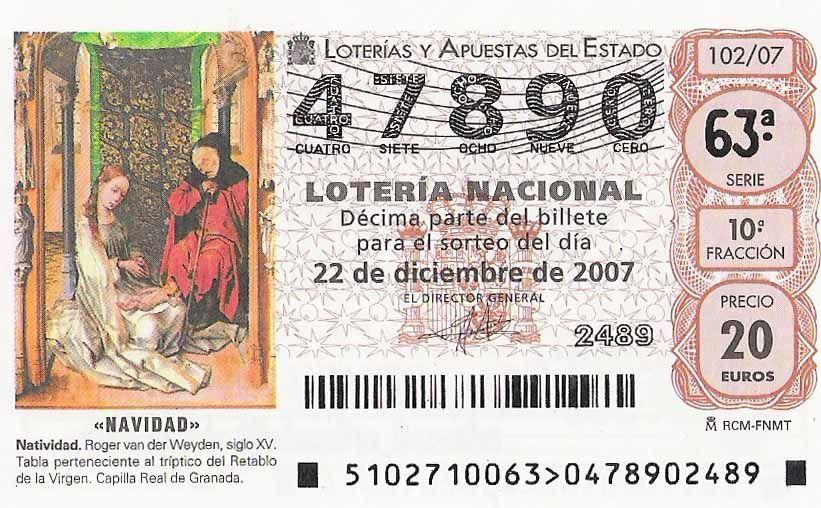 Foto 9 de Loterías y apuestas en Madrid | Administración Nº 40