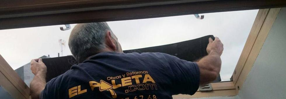 Impermeabilizaciopnes Madrid | El paleta.com