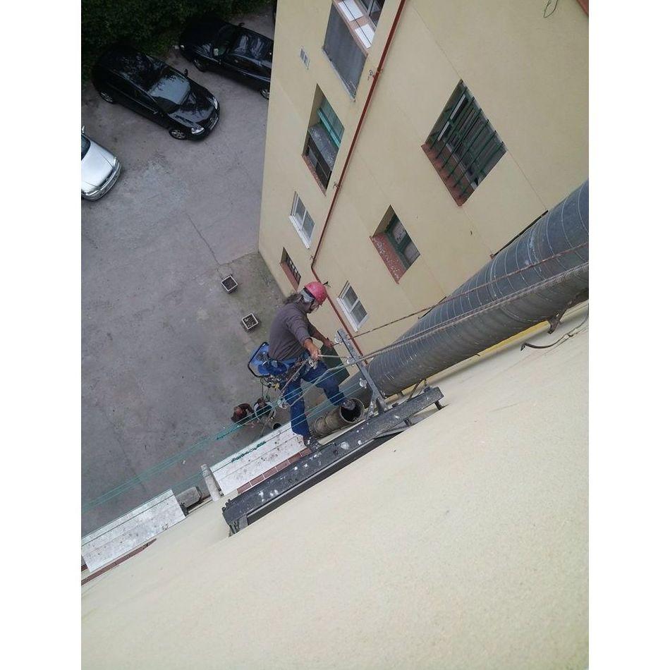Trabajos verticales: Servicios de Obras y Reformas El Paleta.com
