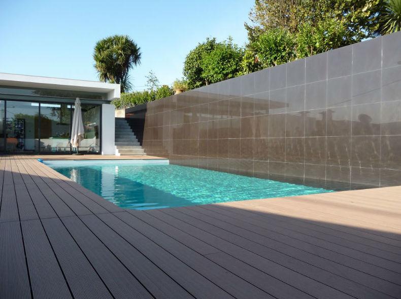 Reformas de piscinas con tarima Madrid  El Paleta.com
