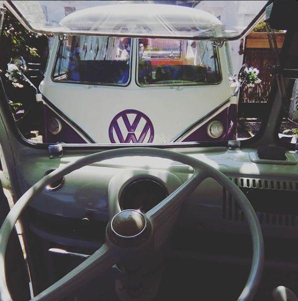 Alquiler de Volkswagen T1 con conductor
