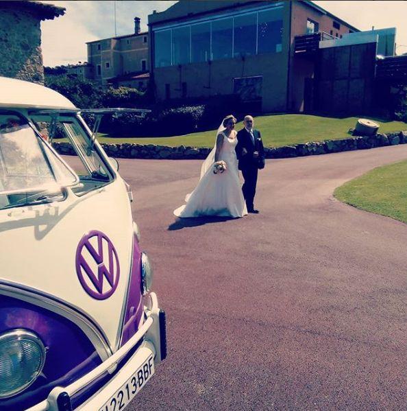 Tu boda, diferente con nuestro alquiler de furgonetas