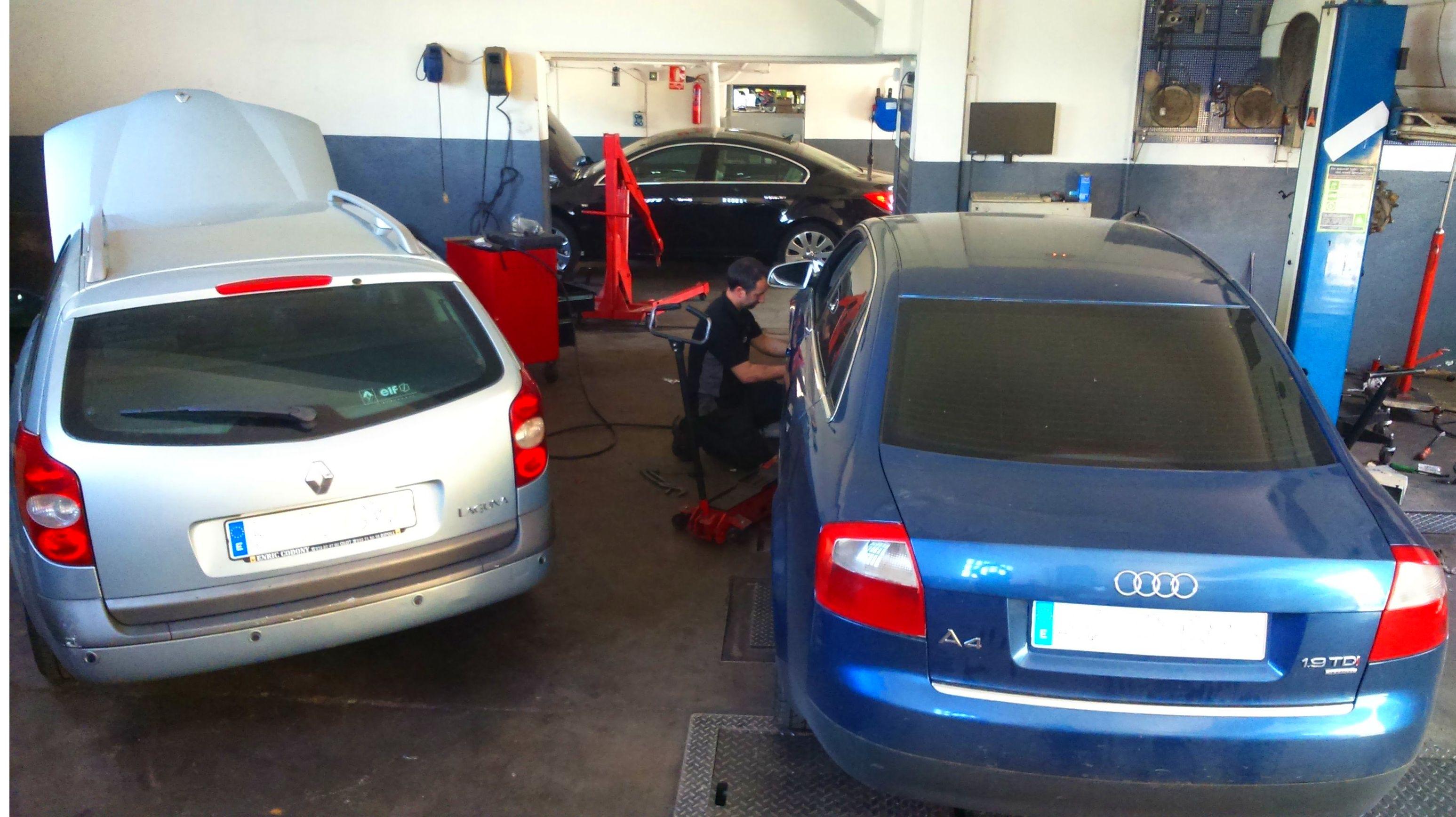 Foto 39 de Talleres de automóviles en La Cellera de Ter | Taller Mecànic Moreevolution