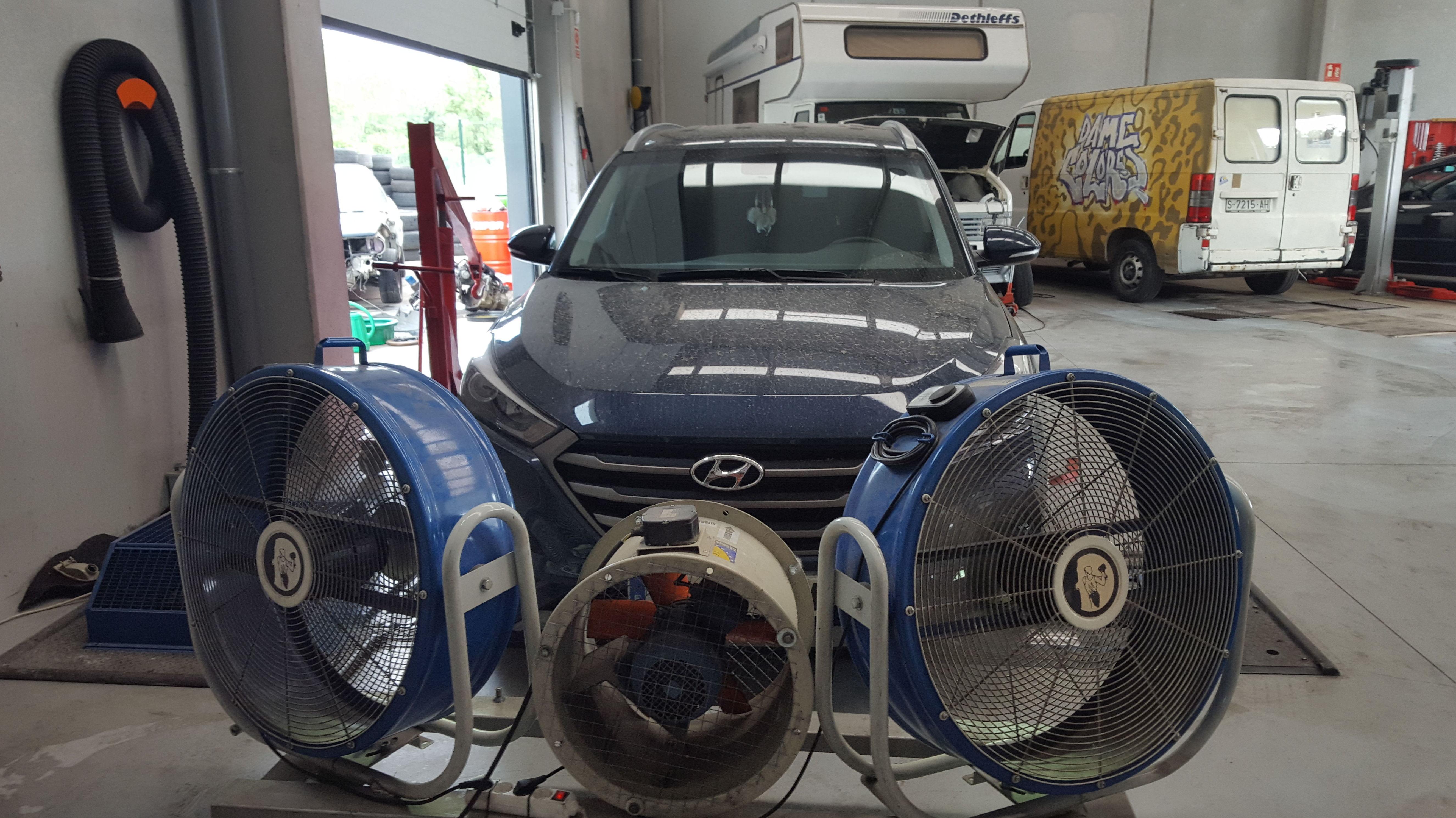 Foto 3 de Talleres de automóviles en La Cellera de Ter | Taller Mecànic Moreevolution