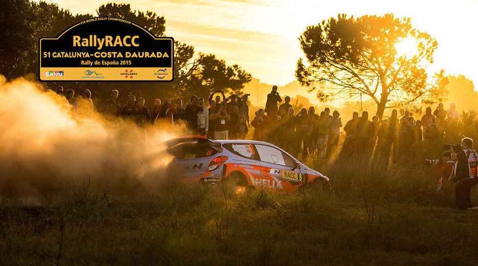 La edición del Rally de España