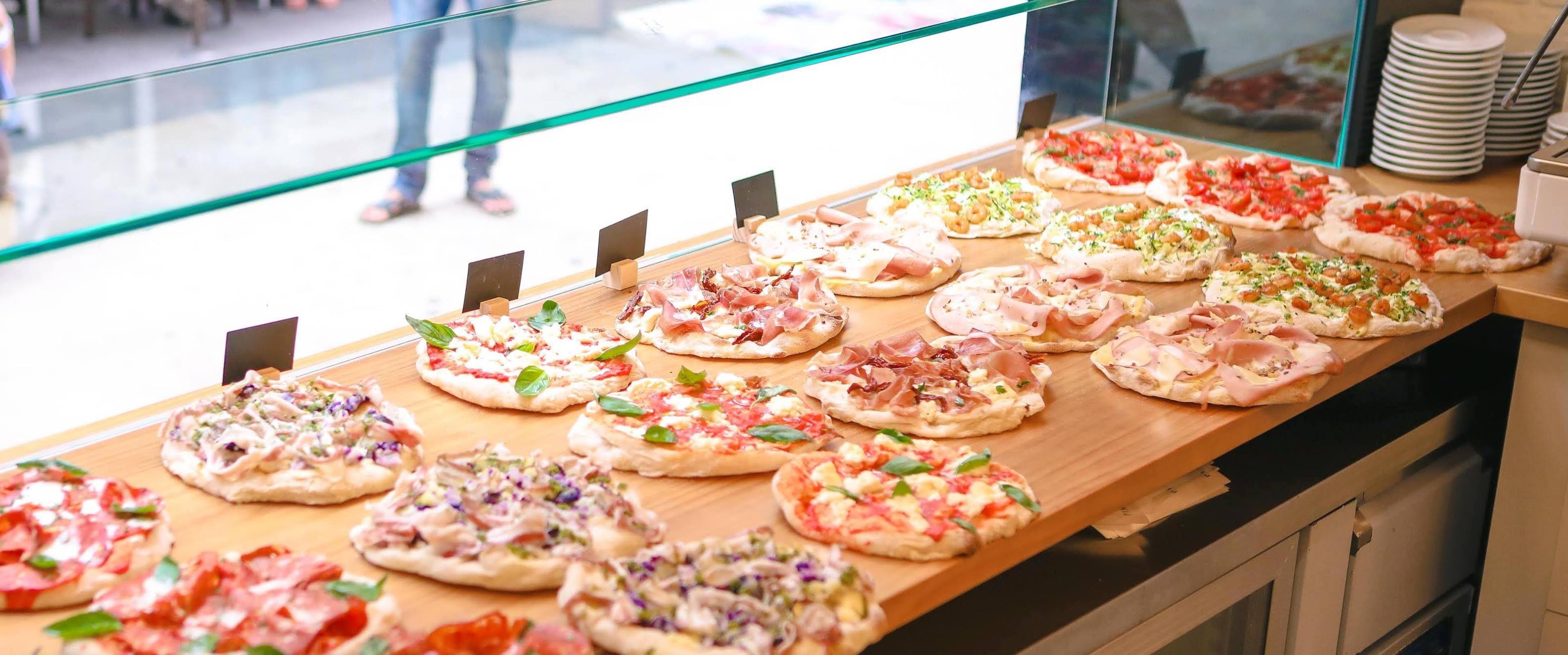 Las mejores pizzas de Valencia