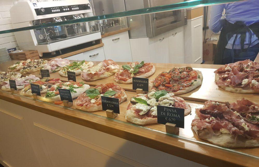 Pizza para llevar en Valencia