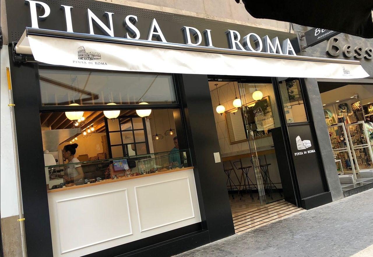 Pizzería en Valencia