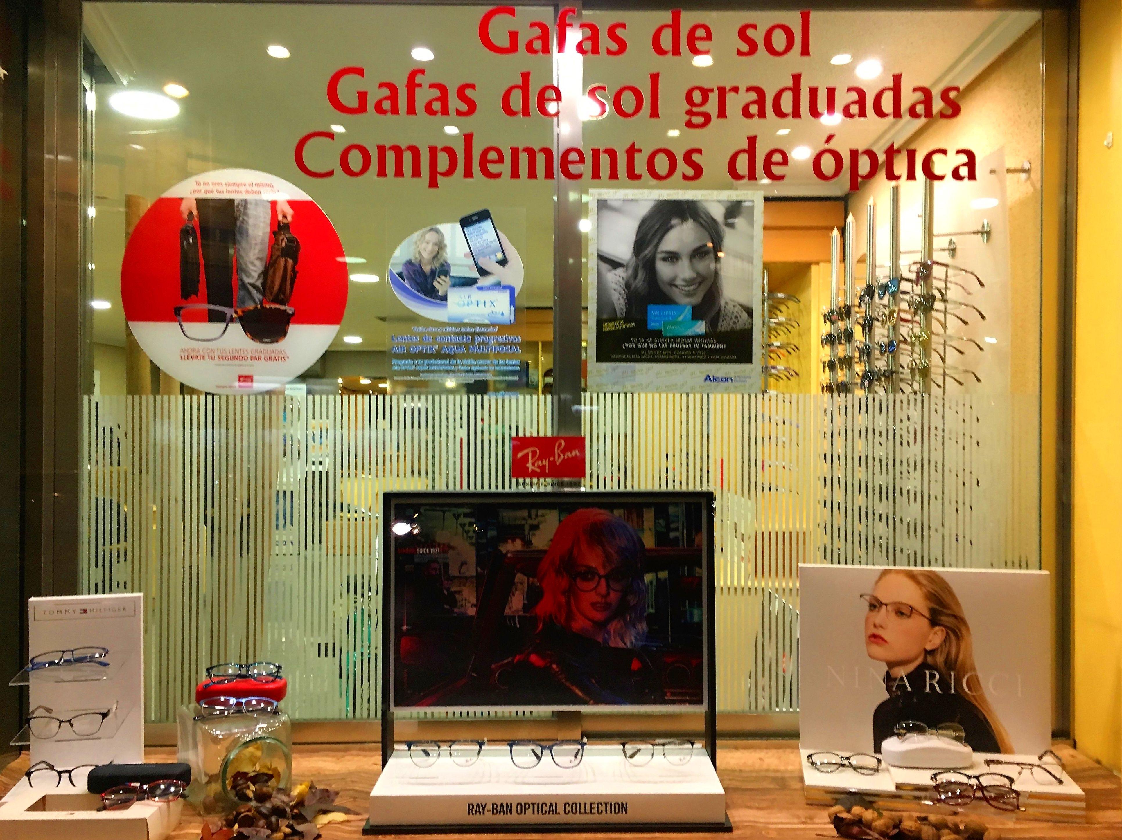 Foto 2 de Ópticas en Lugo | Central Óptica de Lugo