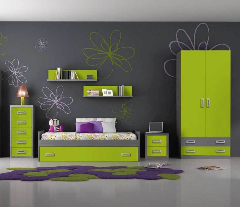 6794 dormitorio juvenil barato madrid WWW.MUEBLESANFRANCISCO.ES