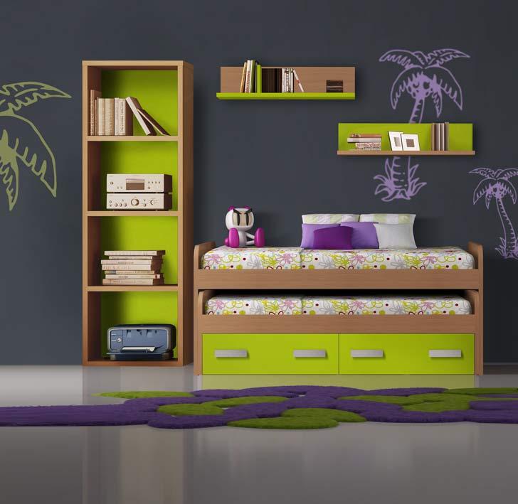 4968 dormitorio juvenil catalogo de muebles san francisco for Catalogo muebles de dormitorio