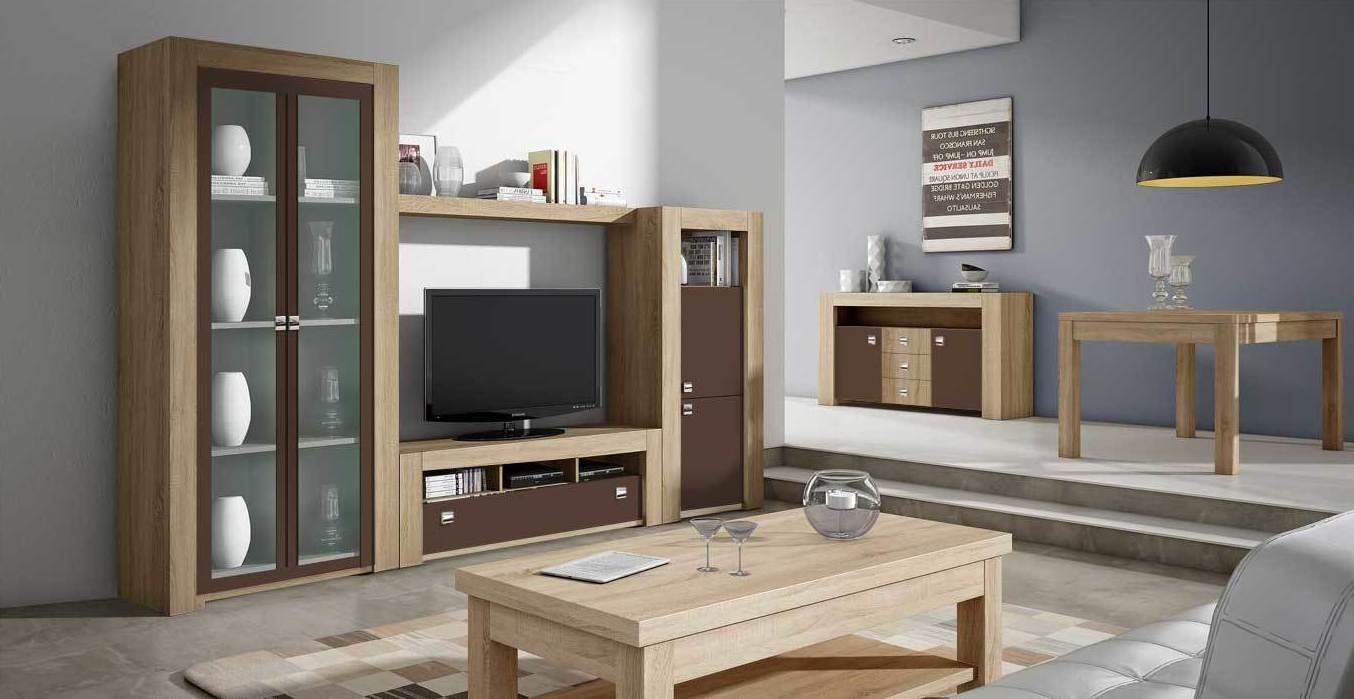 6809 muebles de salon moderno barato madrid WWW.MUEBLESSANFRANCISCO.ES