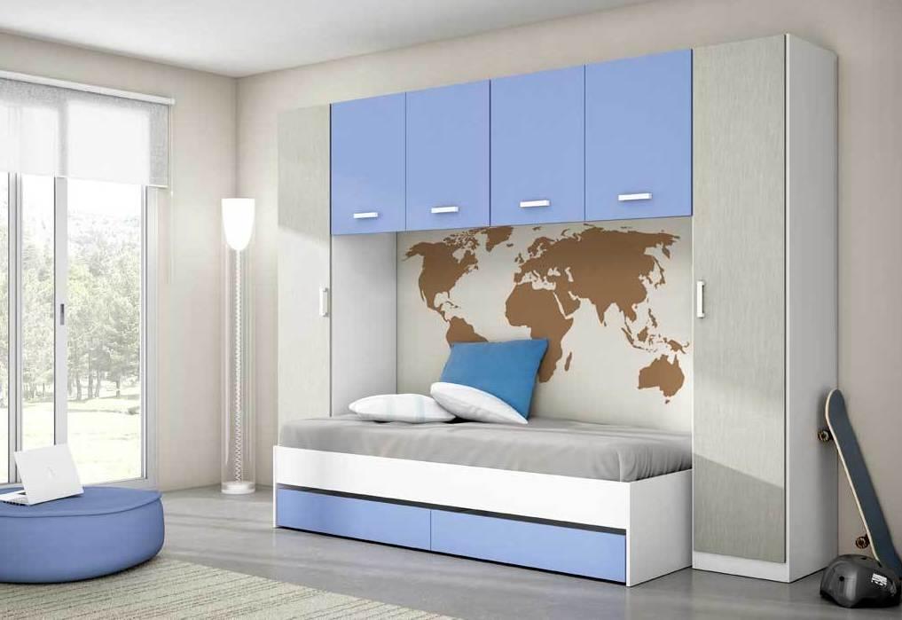 6767 dormitorio juvenil barato madrid WWW.MUEBLESSANFRANCISCO.ES