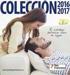 Novedades 2016 2017 catalogo de muebles san francisco - Muebles bravo murillo ...