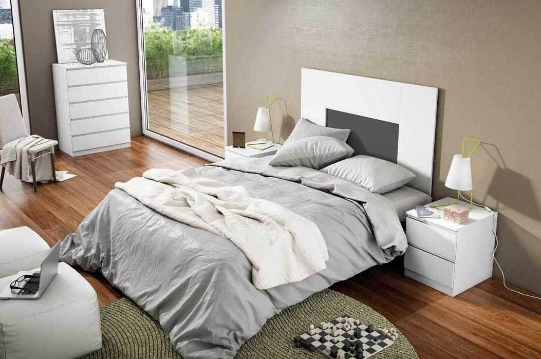 6687 dormitorio matrimonio barato WWW.MUEBLESSANFRANCISCO.ES