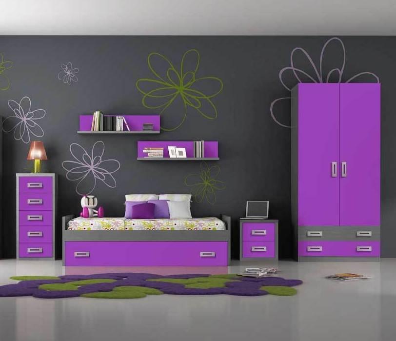 6795 dormitorio juvenil barato madrid WWW.MUEBLESSANFRANCISCO.ES