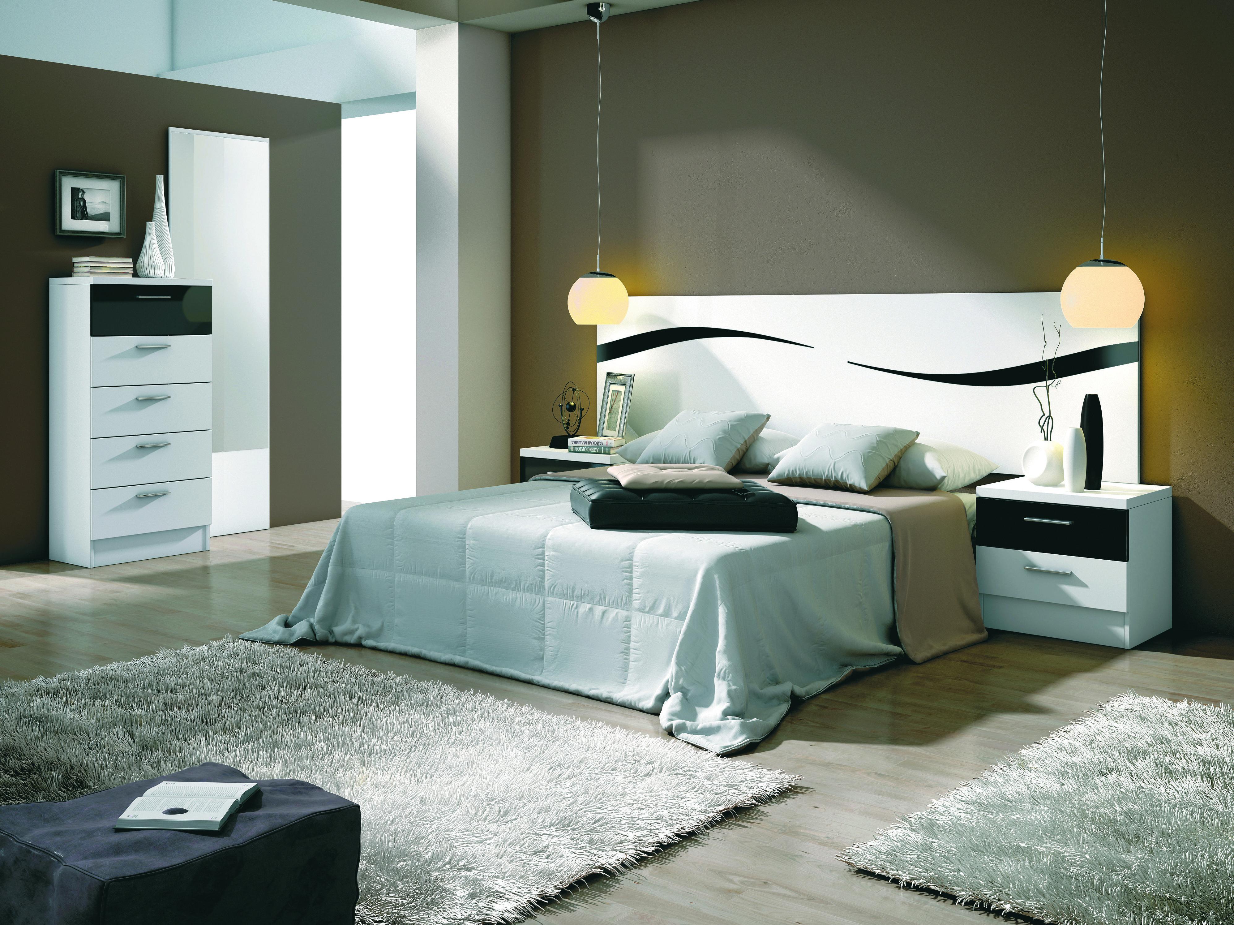 12 dormitorio matrimonio moderno catalogo de muebles san francisco - Muebles san francisco ...