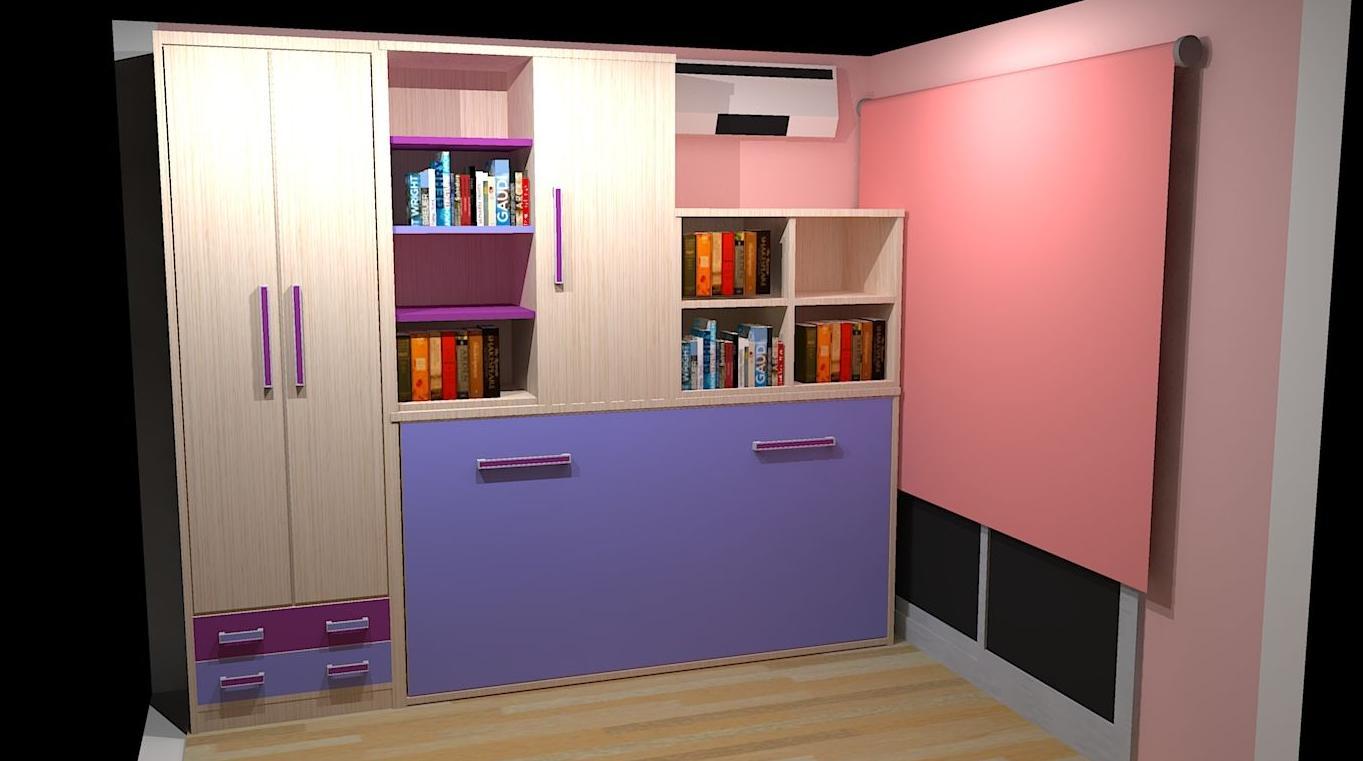 Dormitorio juvenul catalogo de muebles san francisco - Muebles san francisco ...