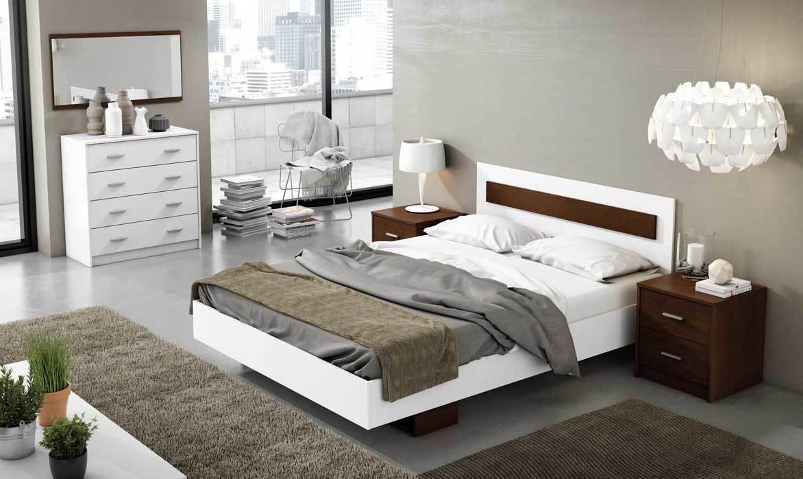 6693 dormitorio de matrimonio barato WWW.MUEBLESSANFRANCISCO.ES