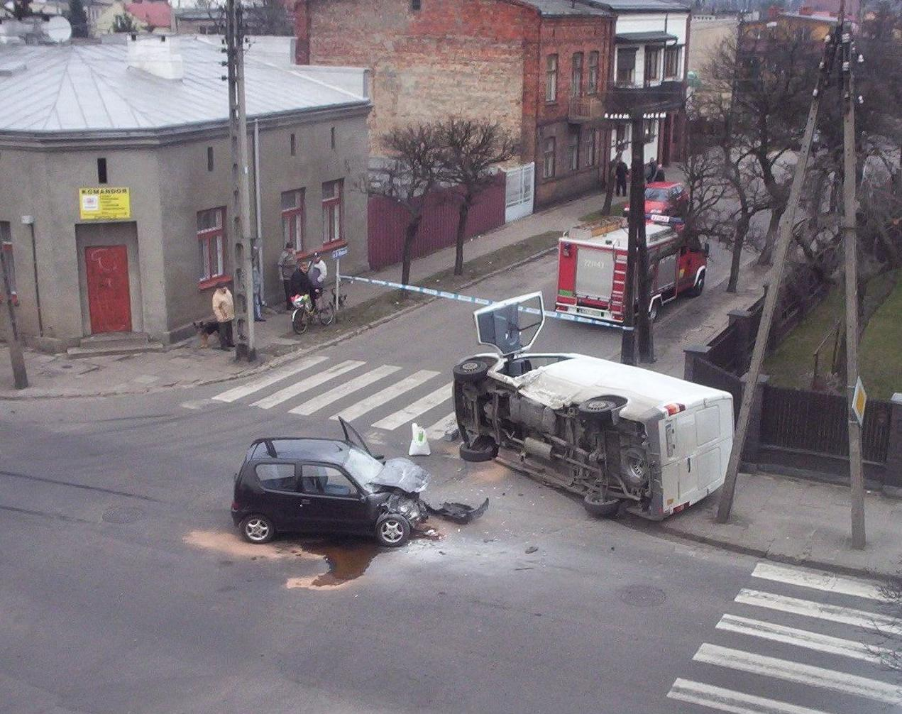Accidentes: Servicios de José Ignacio Flórez Martínez