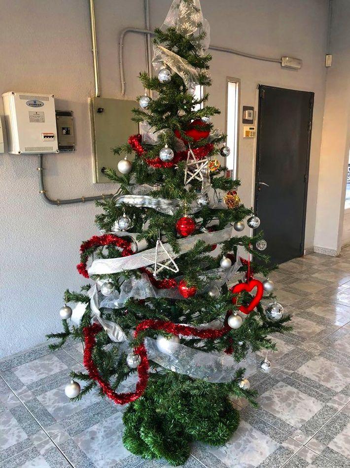 Navidad en talleres odon
