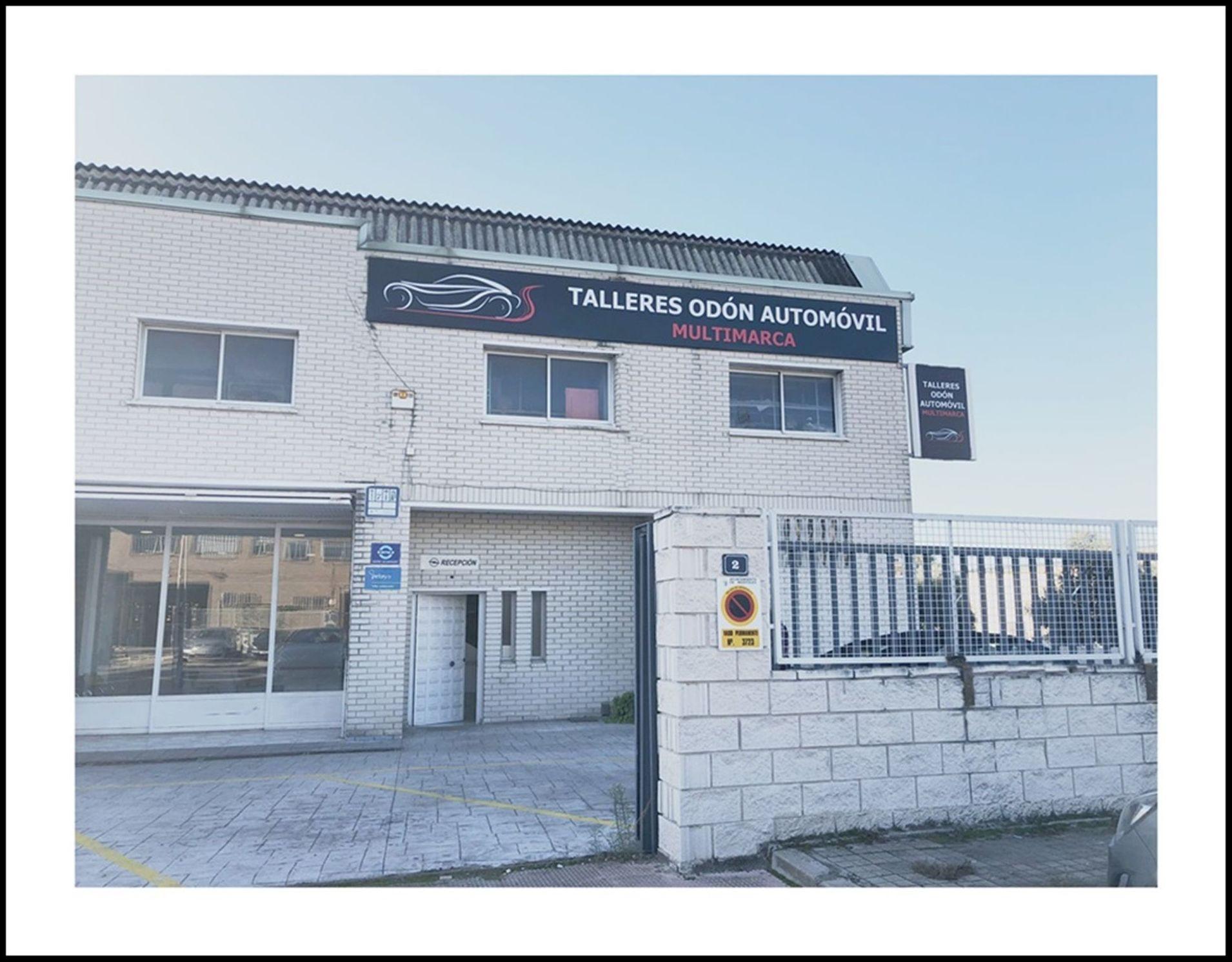 Nueva imagen Talleres odon