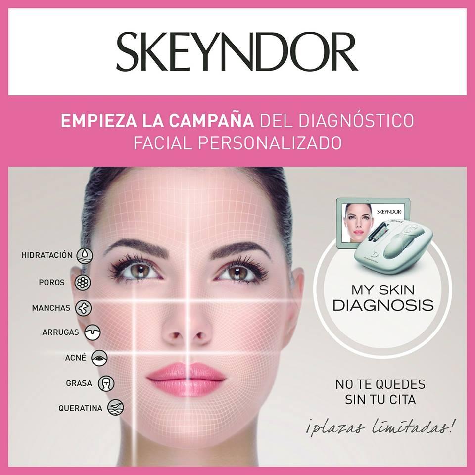 Diagnóstico facial personalizado Skeyndor: Tratamientos de Estética Taris