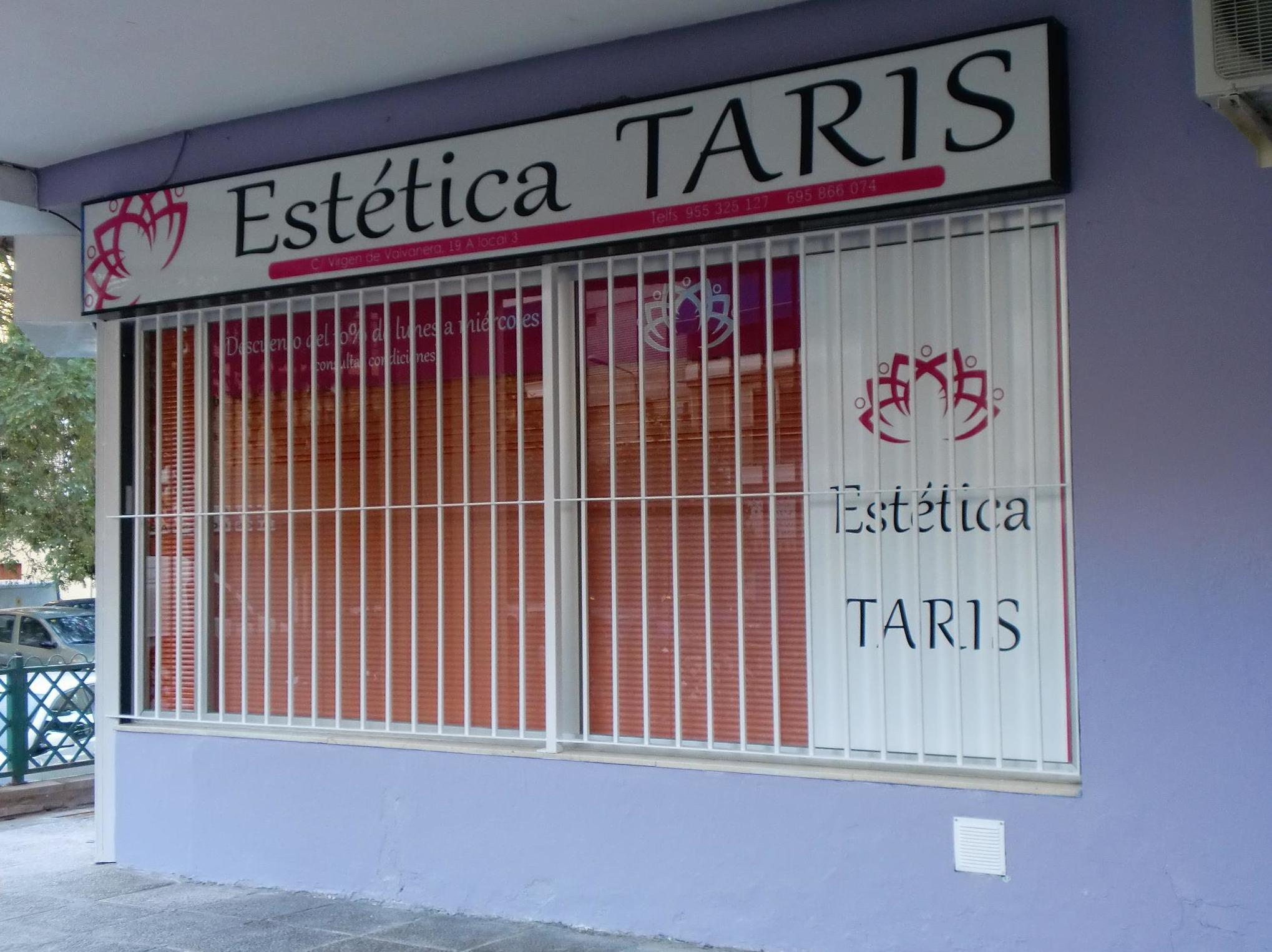 Centro de estética Taris. Sevilla