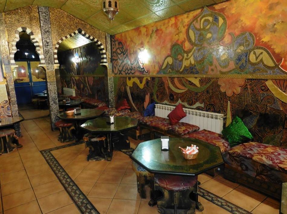 Restaurante libanés con una amplia carta donde elegir en Madrid