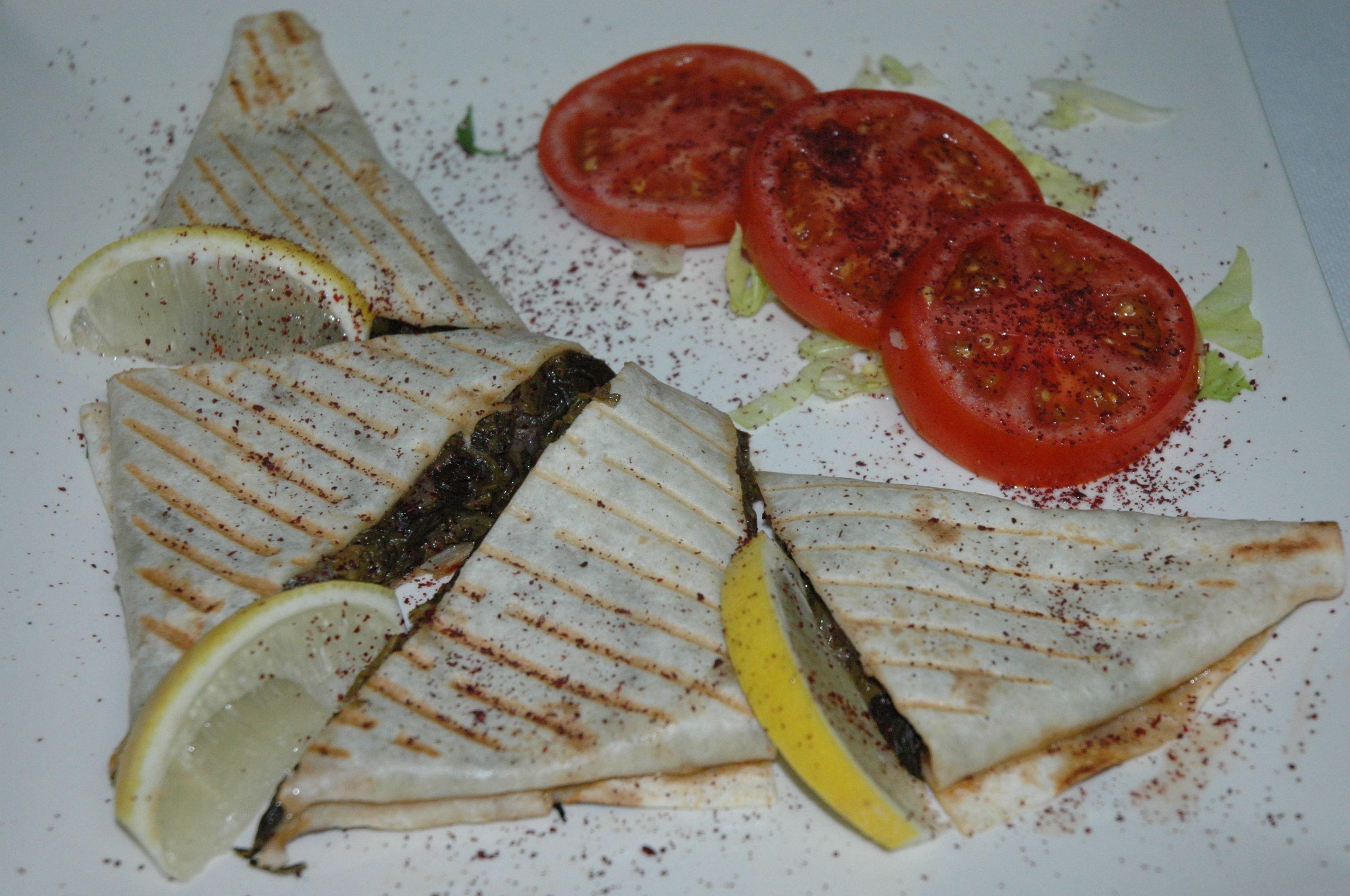 Empanadillas Libanesas