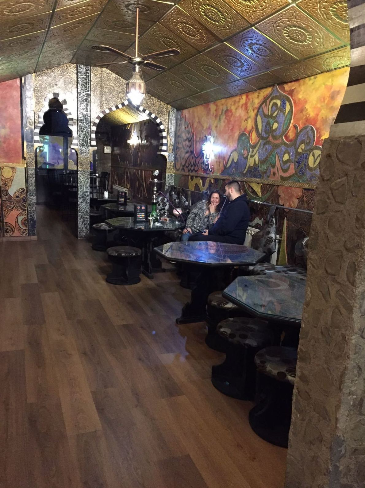 Foto 3 de Cocina árabe en Madrid | Las Mil y una Noches