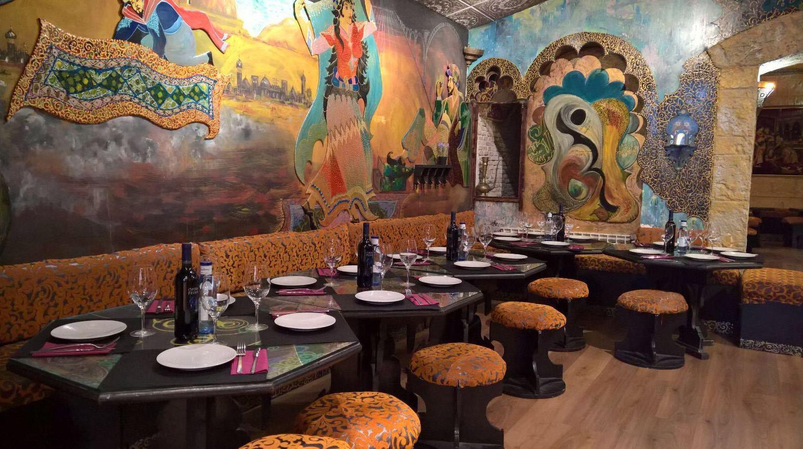 Foto 17 de Cocina árabe en Madrid | Las Mil y una Noches