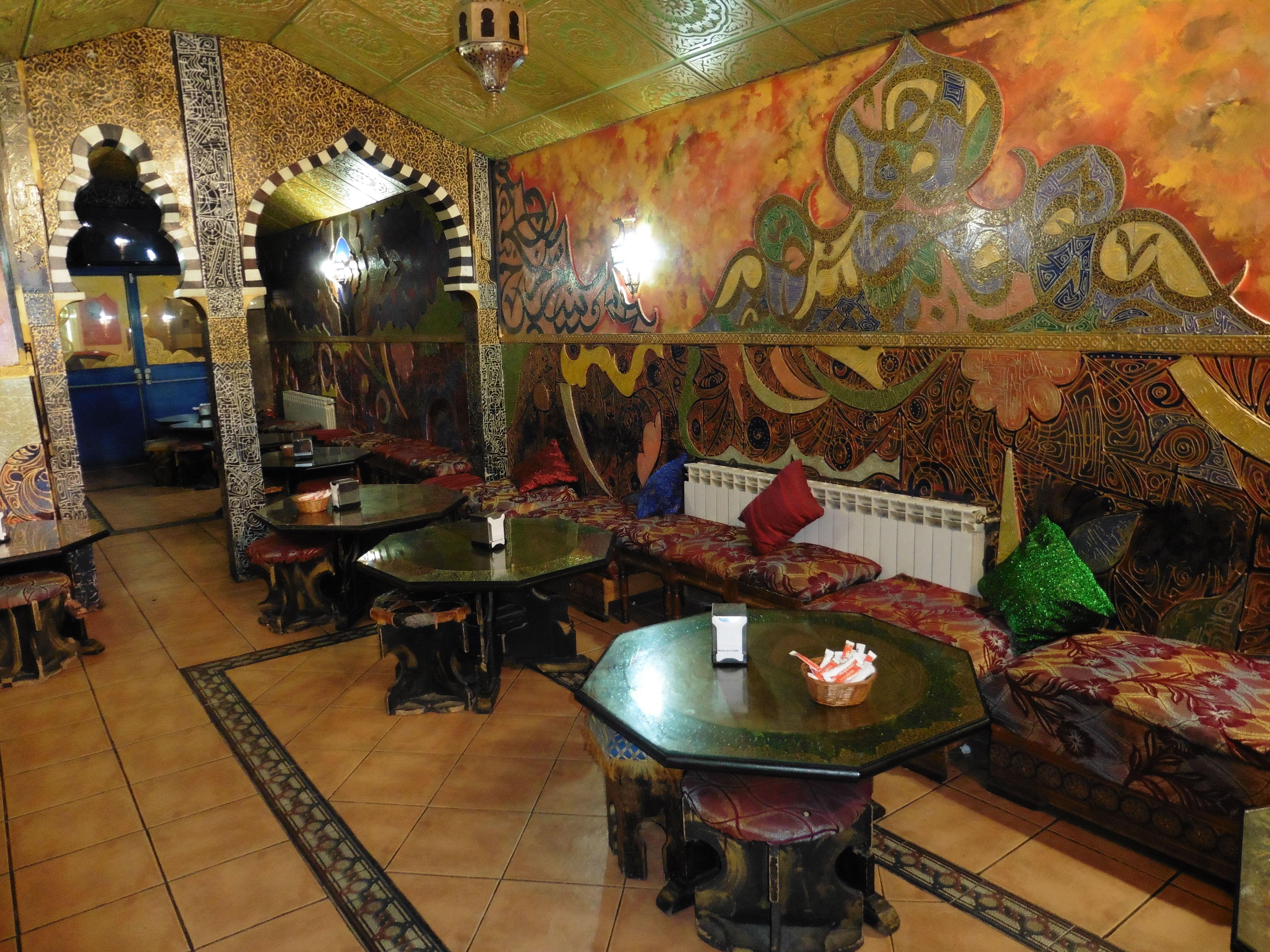 Foto 52 de Cocina árabe en Madrid | Las Mil y una Noches