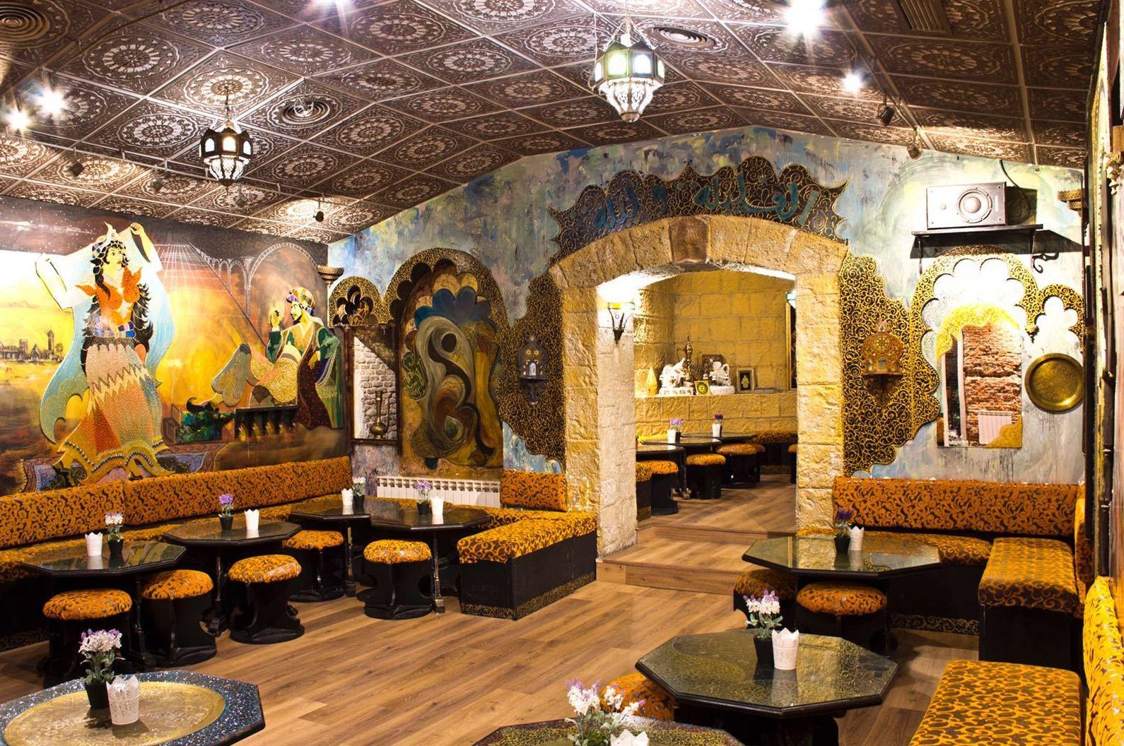 Foto 5 de Cocina árabe en Madrid | Las Mil y una Noches
