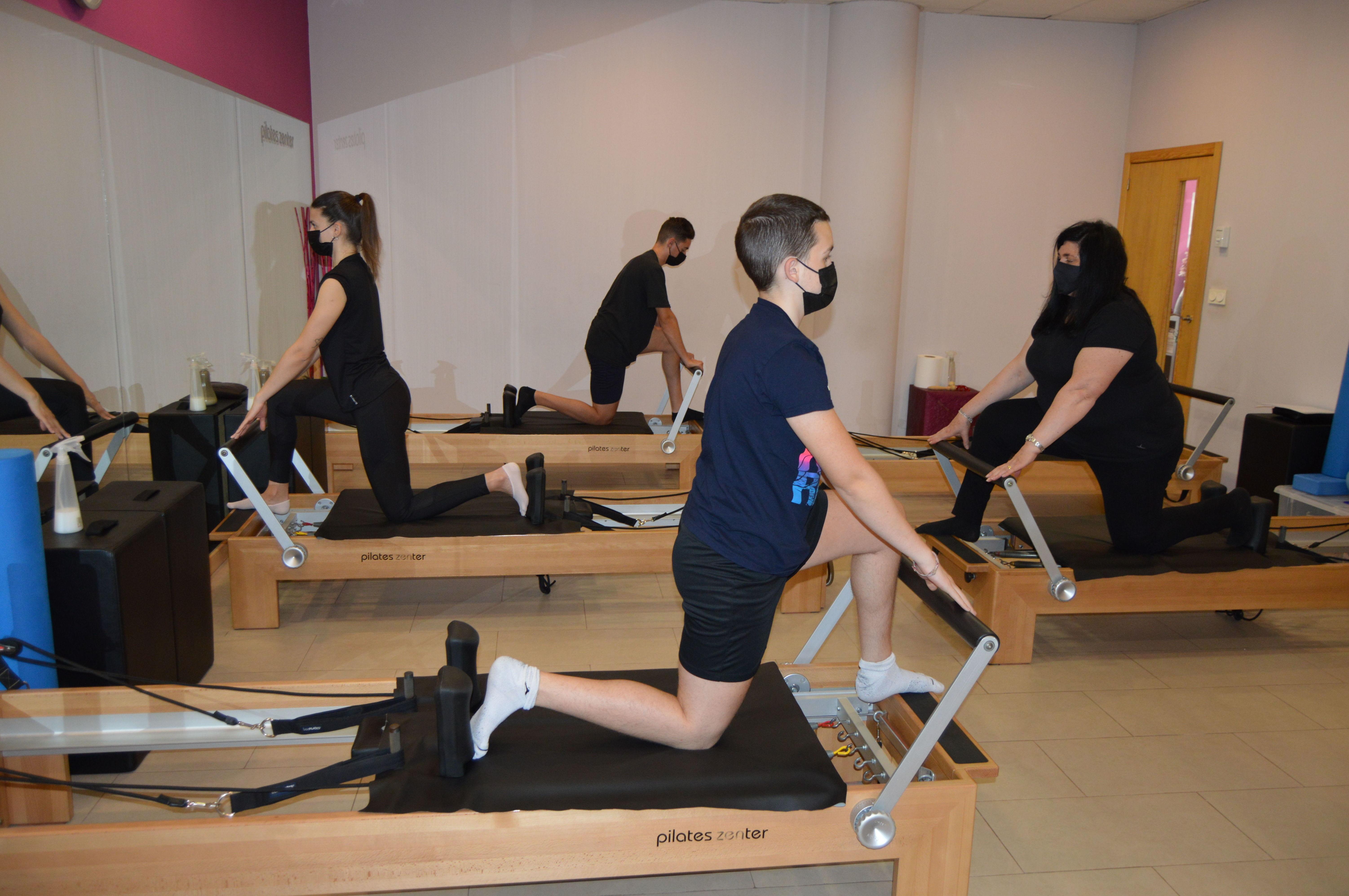 Foto 3 de Centro de pilates en  | Zenter Pilates