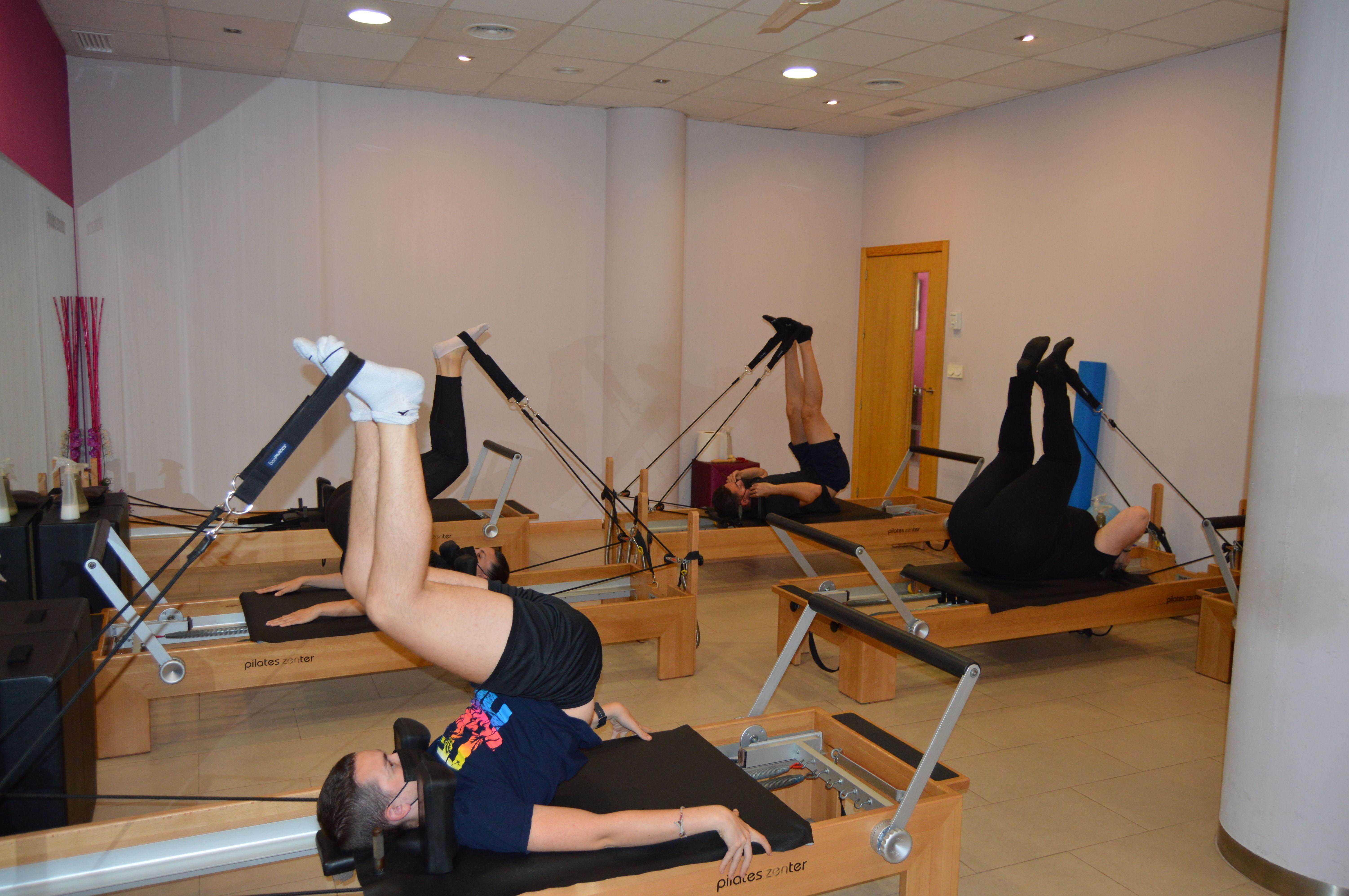 Foto 1 de Centro de pilates en  | Zenter Pilates