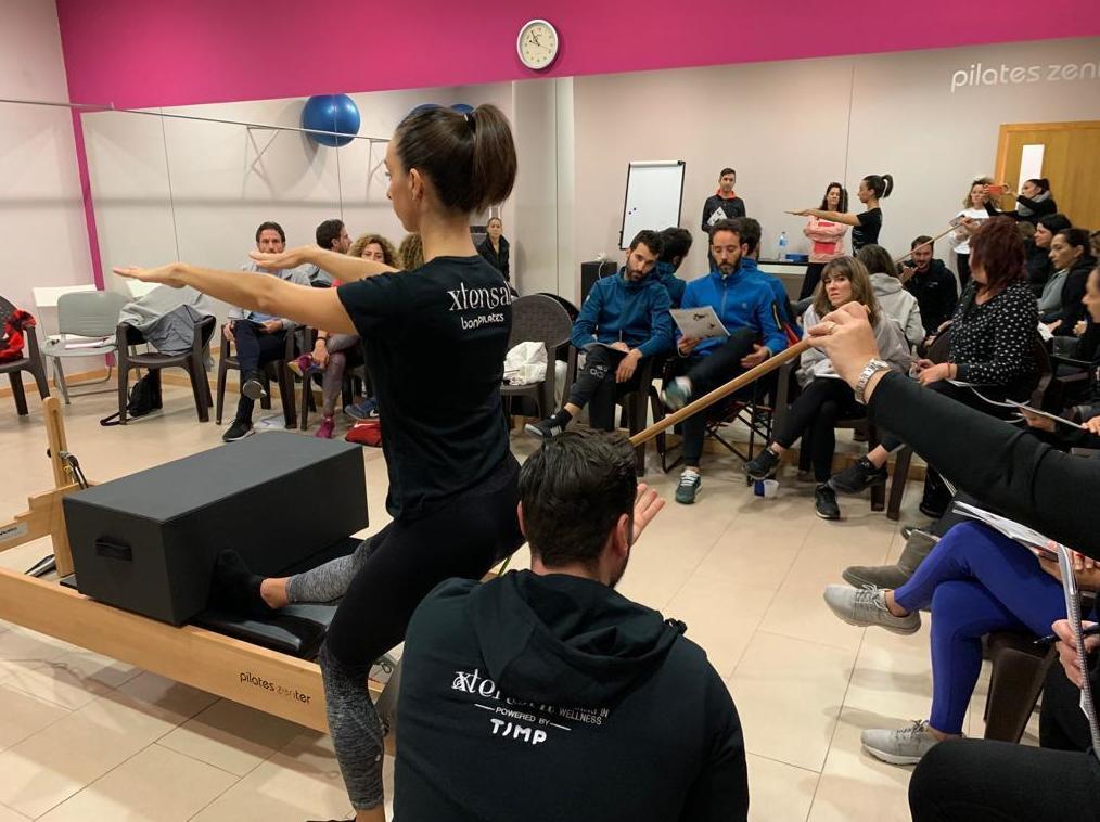 Foto 6 de Centro de pilates en  | Zenter Pilates