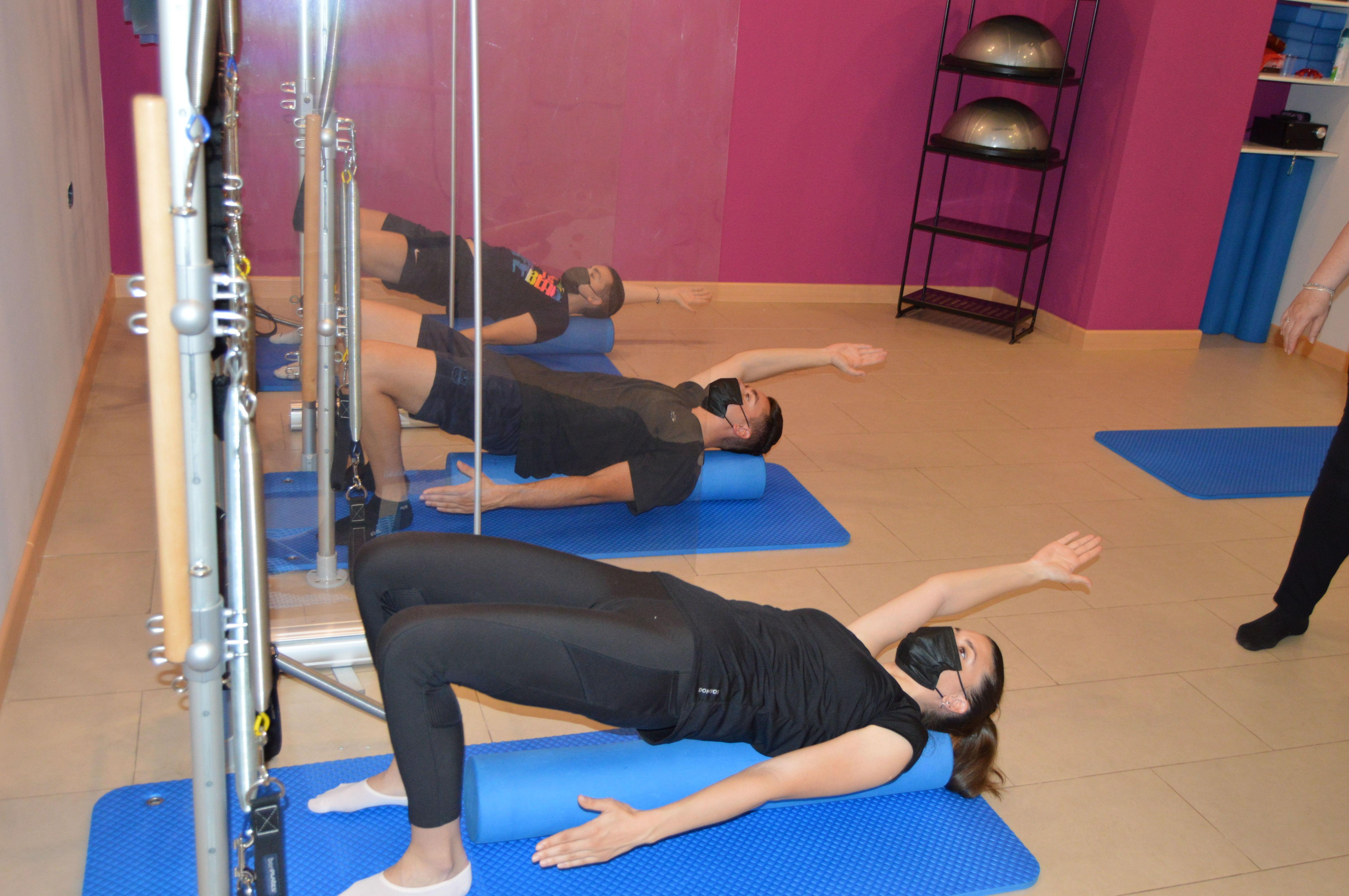 Foto 7 de Centro de pilates en    Zenter Pilates