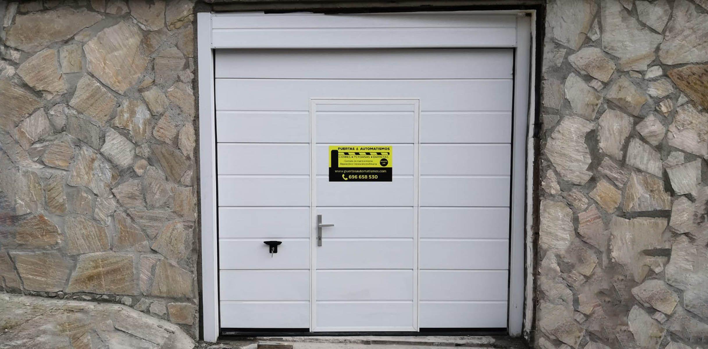Puertas automáticas en Santander