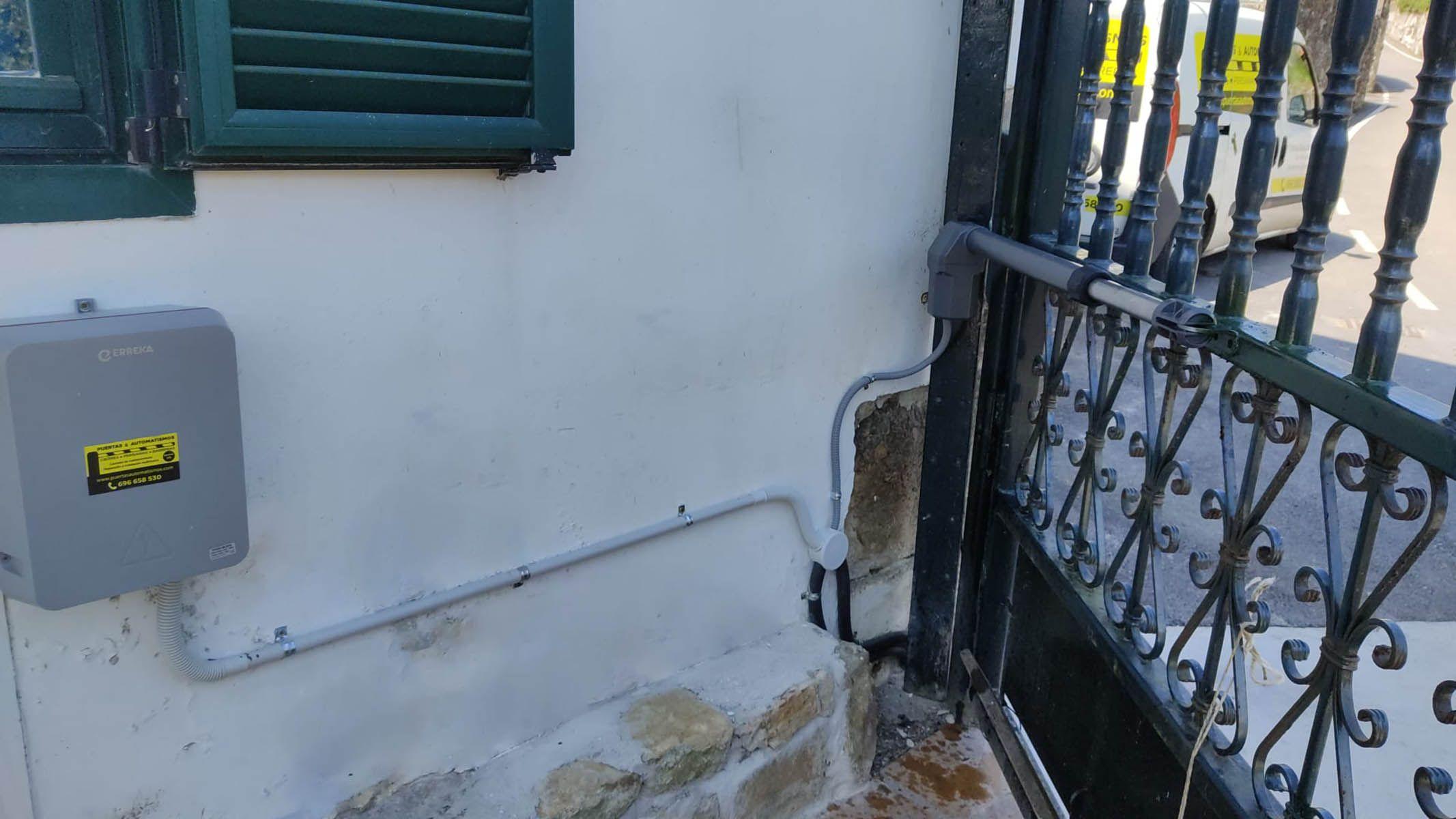 Puertas de garaje en Cantabria