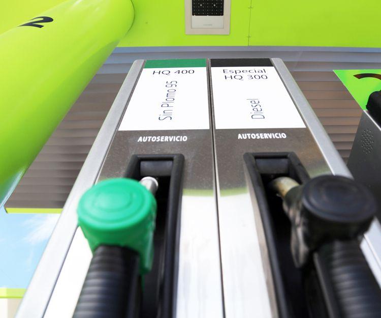Gasóleo para automoción en Cuenca