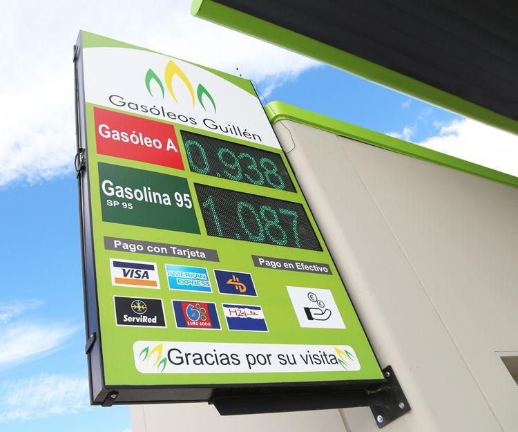 Gasóleo en Cuenca