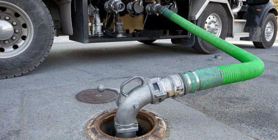 Distribución de combustible en Albacete