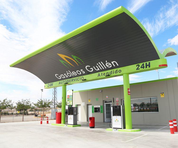 Gasóleo para vehículos agrícolas