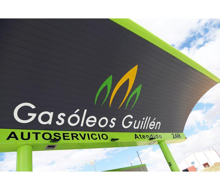 Servio de gasóleo en Cuenca