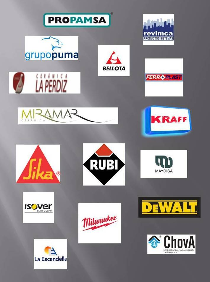Construcción y fontanería  : Productos y servicios  de RAJOMA
