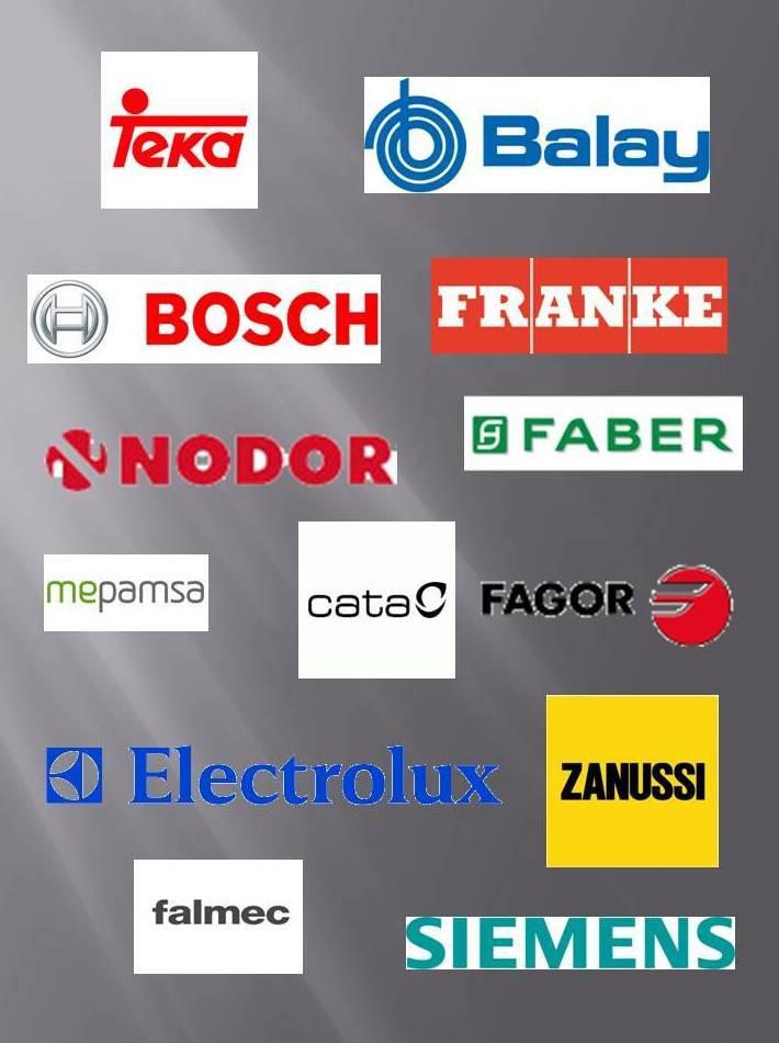 Electrodomésticos: Productos y servicios  de RAJOMA